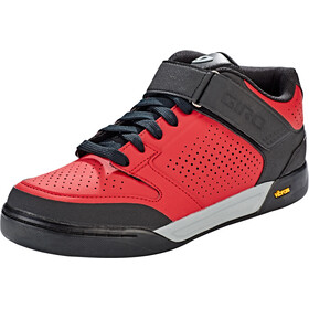 Giro Riddance Mid Schoenen Heren, dark red/black
